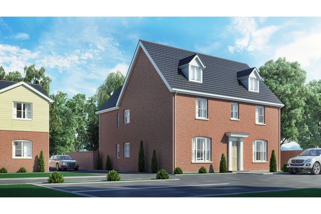 Thumbnail Detached house for sale in Point Clear Road, St.Osyth