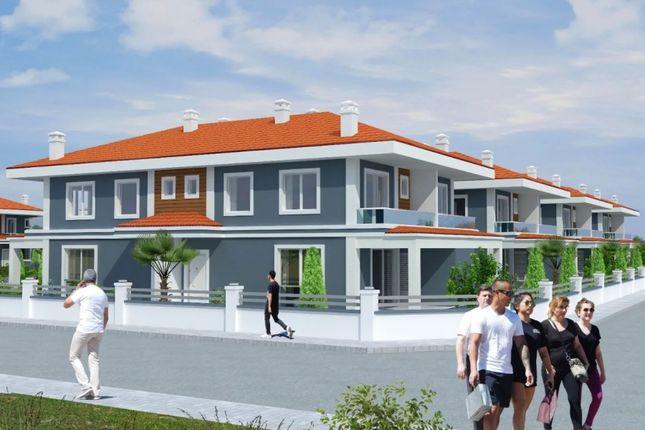 Thumbnail Semi-detached house for sale in Dalaman, Mediterranean, Turkey