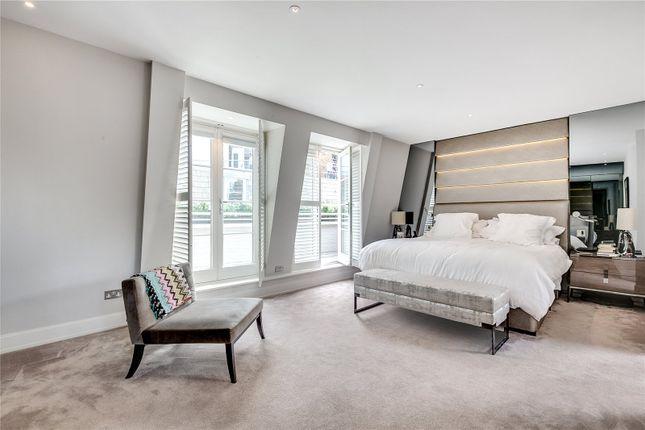 Master Bedroom of Clareville Street, South Kensington, London SW7