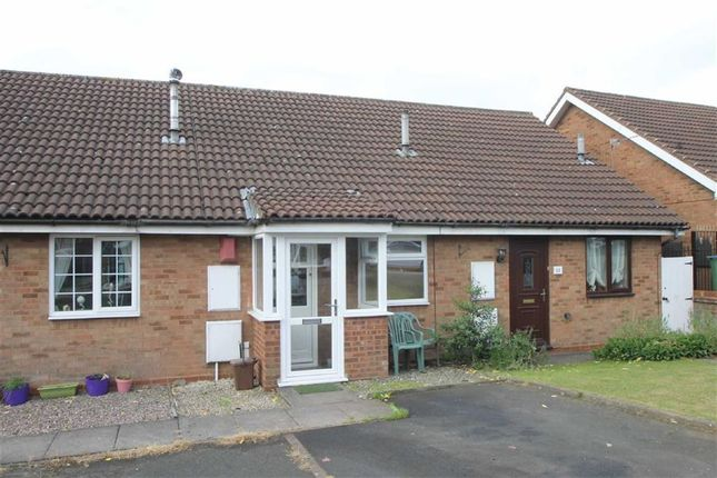 Thumbnail Terraced bungalow for sale in Mildred Way, Rowley Regis