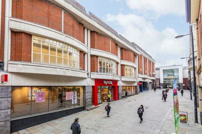 Thumbnail Retail premises for sale in 7A-12 Albion Street, Derby, Derby