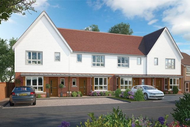 Thumbnail End terrace house for sale in Edenbrook, Hitches Lane, Fleet