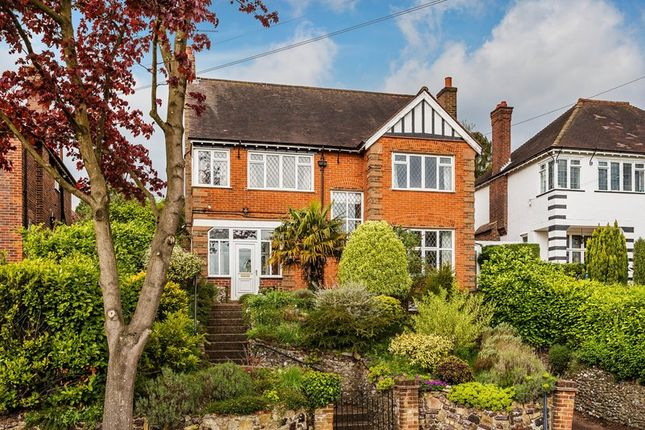 Thumbnail Detached house for sale in Woodcrest Road, Purley
