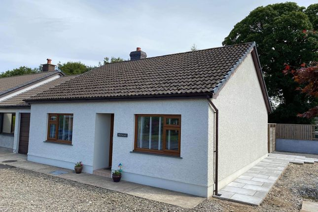 Thumbnail Bungalow for sale in Maes Y Tren, Felinfach, Lampeter