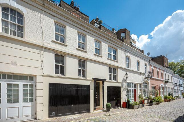 Thumbnail Mews house for sale in Ennismore Gardens Mews, London