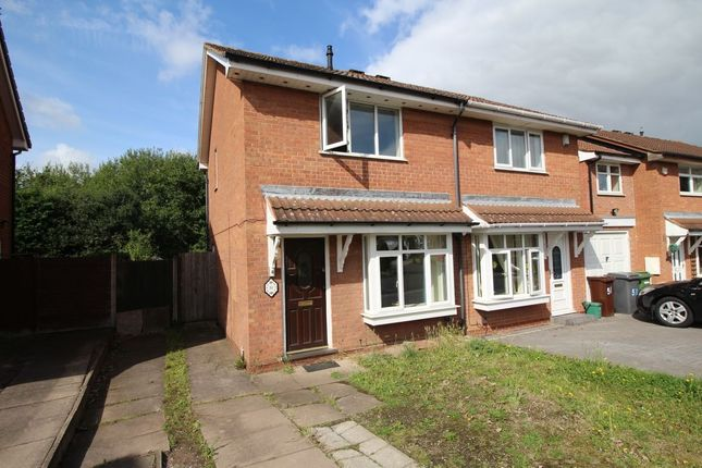 Thumbnail Property to rent in Gatcombe Close, Wolverhampton