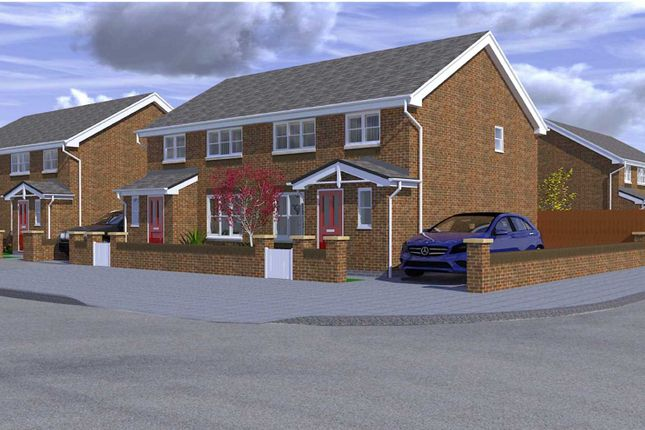 Thumbnail Semi-detached house for sale in Sidney Powell Avenue, Kirkby, Liverpool