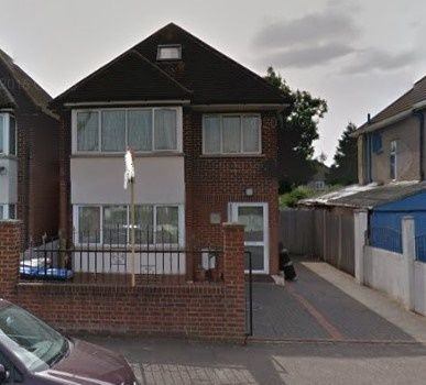Thumbnail Detached house for sale in Norton Road, Wembley
