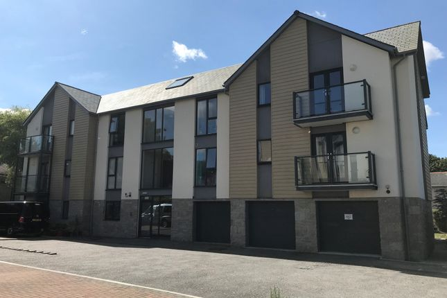 Thumbnail Flat for sale in Jubilee Drive, Redruth