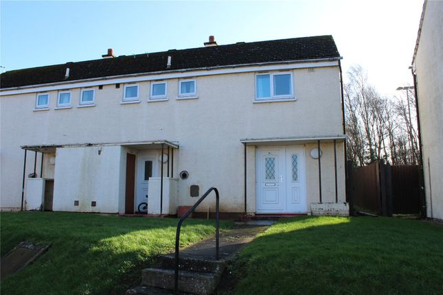 Thumbnail Semi-detached house to rent in Meteor Row, Leuchars, St. Andrews, Fife