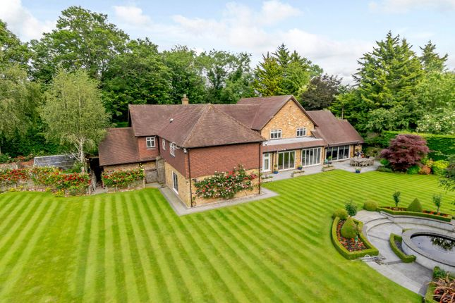 Thumbnail Detached house for sale in Lower Plantation, Loudwater, Rickmansworth, Hertfordshire