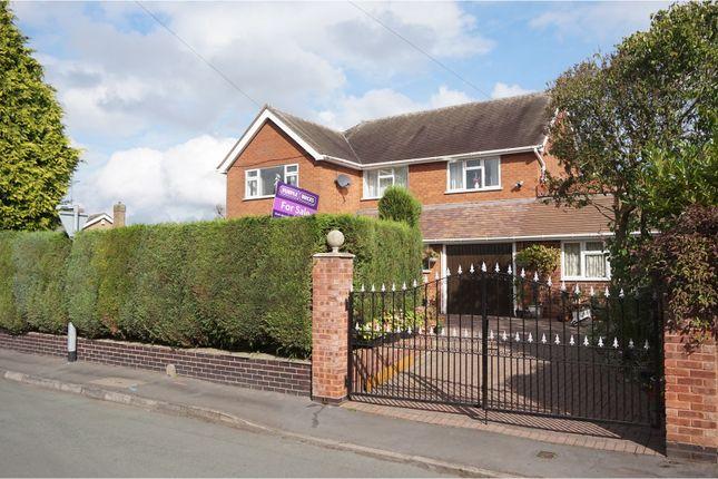 Thumbnail Detached house for sale in Pinfold Lane, Wheaton Aston
