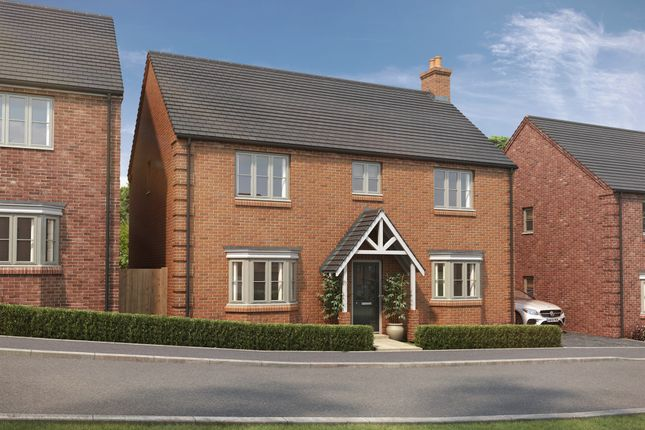 Thumbnail Detached house for sale in Hunters Wood, Wood Lane, Gedling, Nottingham