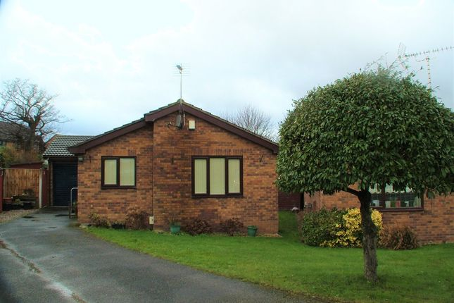 Thumbnail Detached bungalow for sale in Juniper Close, Connah's Quay, Deeside