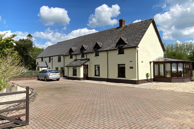Thumbnail Semi-detached house for sale in Llanbadoc, Usk