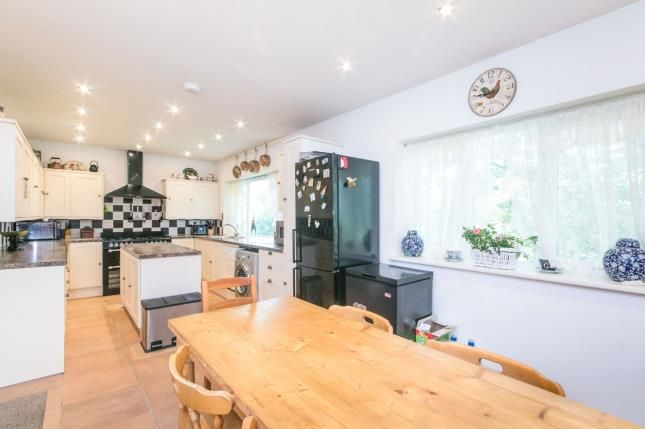 Kitchen Diner of Tayler Avenue, Dolgarrog, Conwy, North Wales LL32