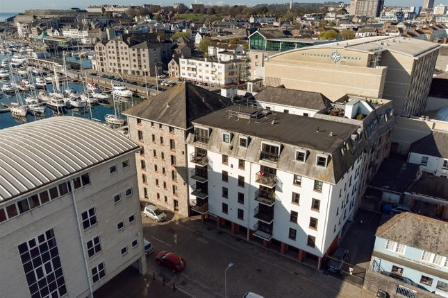 Thumbnail Flat for sale in Harbourside Court, Hawkers Avenue, Plymouth