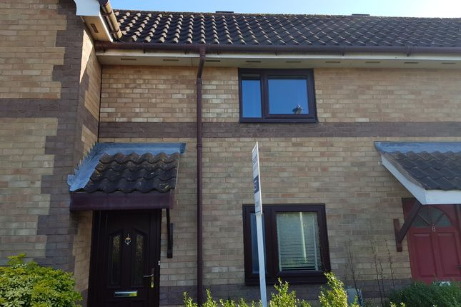 1 bed terraced house to rent in Sorrell Walk, Martlesham Heath IP5