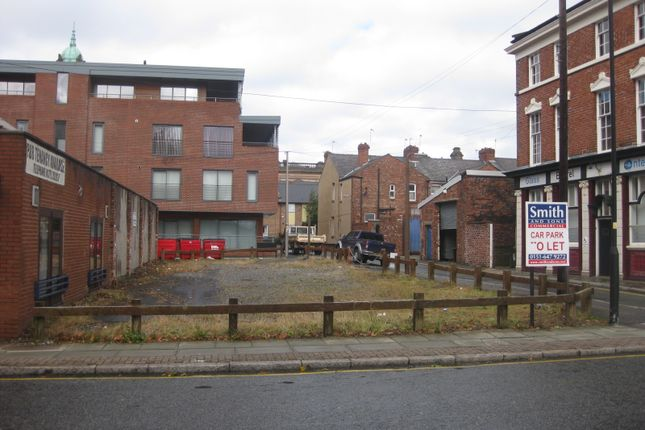 Thumbnail Land to let in Albion Street, Birkenhead