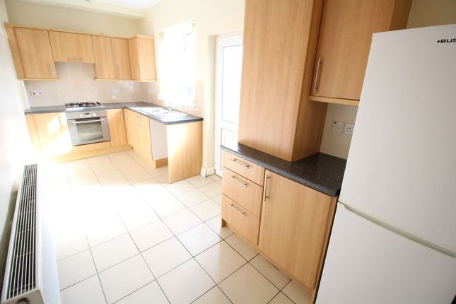 Thumbnail Terraced house to rent in Percy Street, Crook