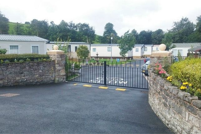 Thumbnail Mobile/park home for sale in Brigham Holiday Park, Brigham, Cockermouth, Cumbria