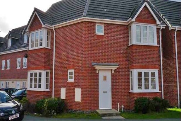 Thumbnail Detached house to rent in Phoenix Place, Chapelford
