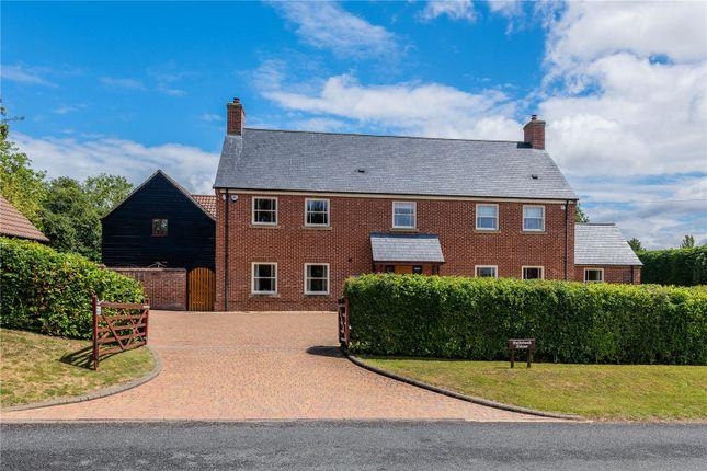 Thumbnail Detached house for sale in Hollybush House, High Street, Brington, Cambridgeshire