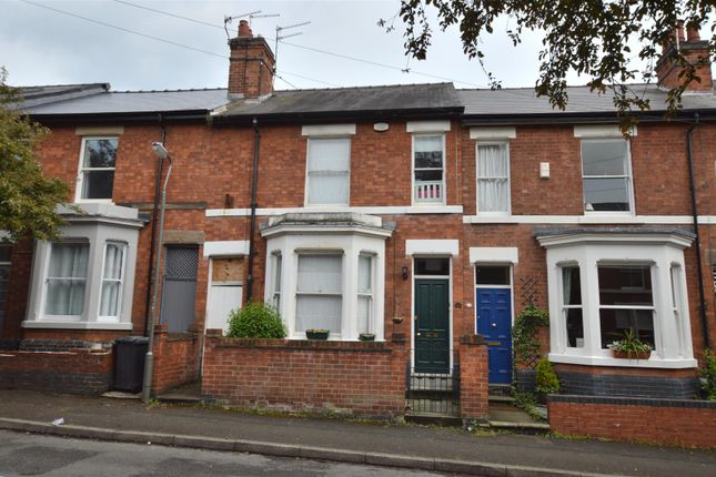 4 bed terraced house for sale in Statham Street, Off Kedleston Road, Derby