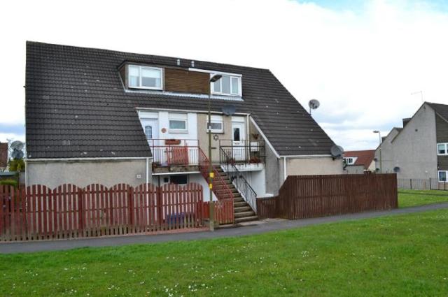 Thumbnail Flat to rent in Gareloch Way, Whitburn, Bathgate EH47,