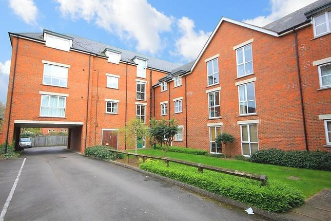 External of Stirling House, Silver Street, Reading RG1