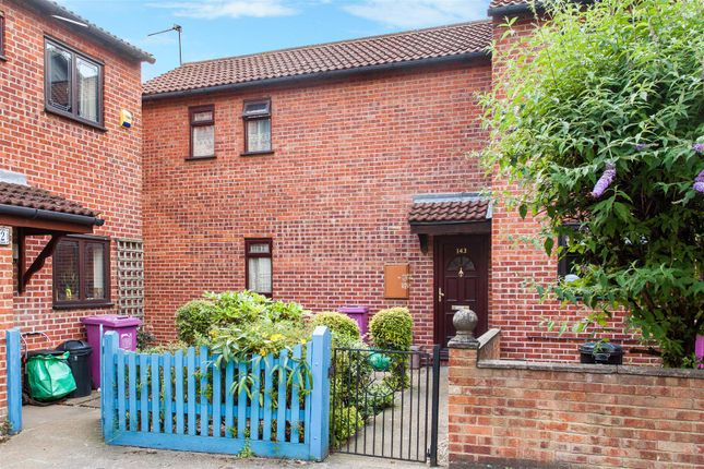Thumbnail Terraced house for sale in Corfield Street, London