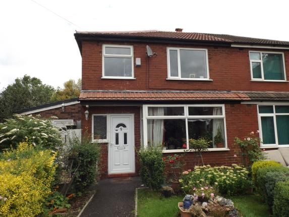 Thumbnail Semi-detached house for sale in Bow Meadow Grange, Manchester, Greater Manchester, Uk