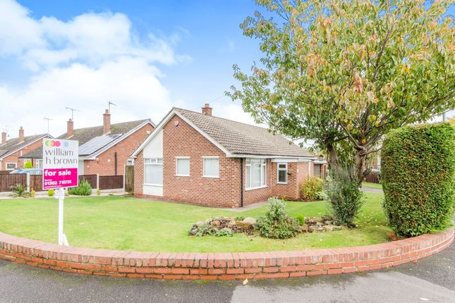 Thumbnail Detached bungalow for sale in St Marys Crescent, Tickhill, Doncaster