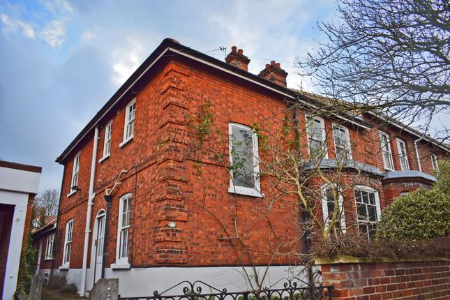 Thumbnail Semi-detached house for sale in College Road, Norwich