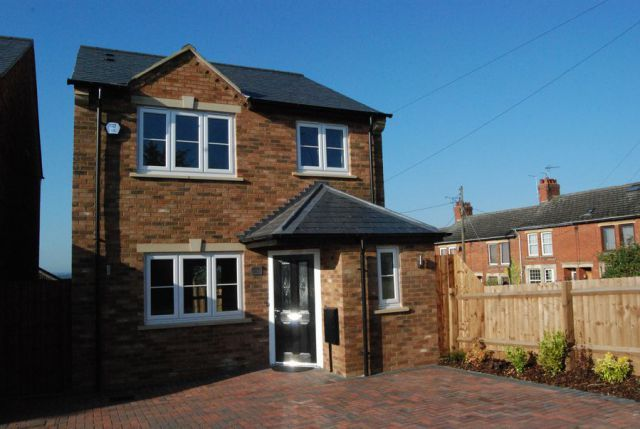 Thumbnail Detached house to rent in Watson Road, Long Buckby, Northampton