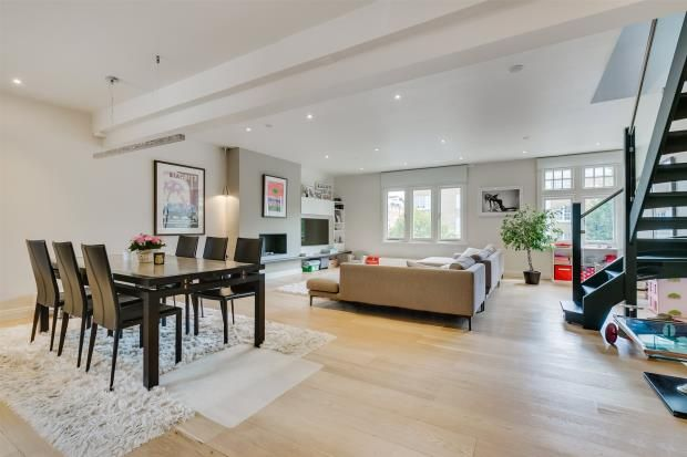 Thumbnail Flat for sale in St Johns Wood Road, St Johns Wood, London
