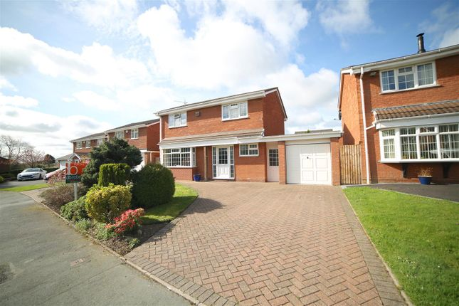Thumbnail Property for sale in St. James Crescent, Stirchley, Telford