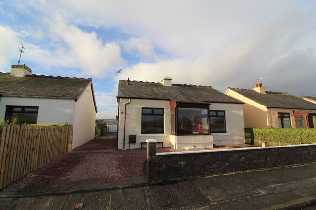 Thumbnail Detached bungalow for sale in Holms Road, Glengarnock