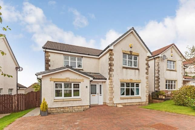Thumbnail Detached house for sale in Knockdhu Place, Gourock, Inverclyde