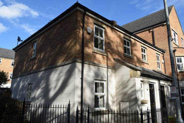 Thumbnail Town house to rent in Tuke Grove, Parklands, Wakefield