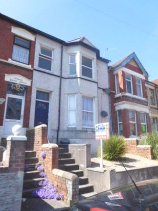 Thumbnail Flat to rent in York Place, Barry
