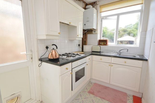 Kitchen of Sherborne Road, Chessington, Surrey. KT9