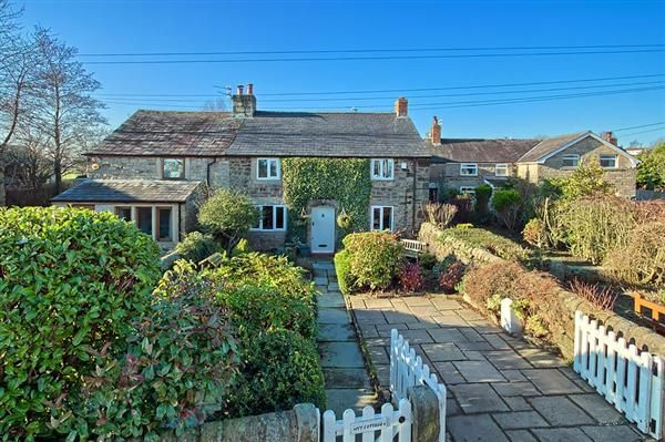Thumbnail Cottage for sale in Ivy Cottage, Water Street, Brindle, Chorley