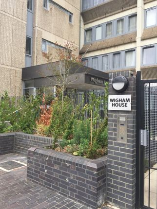 Thumbnail Flat to rent in Wigham House, Wakering Road, Barking