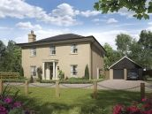 Thumbnail Detached house for sale in Saxon Meadows, Capel St Mary, Suffolk
