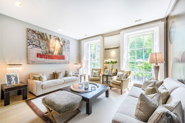 Thumbnail Terraced house to rent in Montpelier Square, Knightsbridge, London