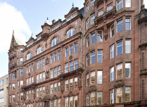 Office to let in Bothwell Street, Glasgow
