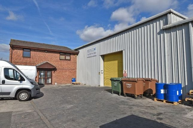 Thumbnail Commercial property for sale in Hoyle Mill Road, Kinsley, Pontefract