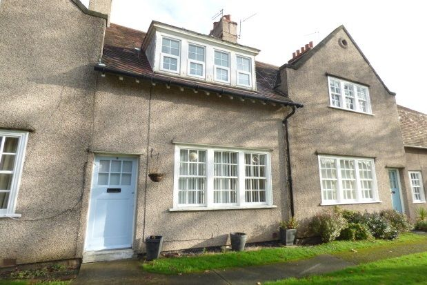 Thumbnail Terraced house to rent in Central Road, Port Sunlight, Wirral