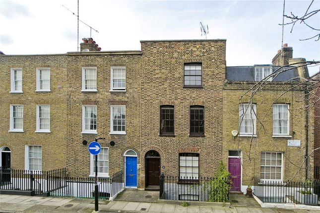 Thumbnail Terraced house for sale in Wynyatt Street, Clerkenwell